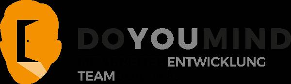 logo DOYOUMIND Mitarbeiterentwicklung Teambuilding